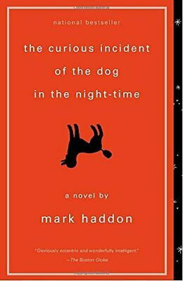 The Curious Incident of the Dog in the Night-Time (Vintage Co... by Haddon, Mark