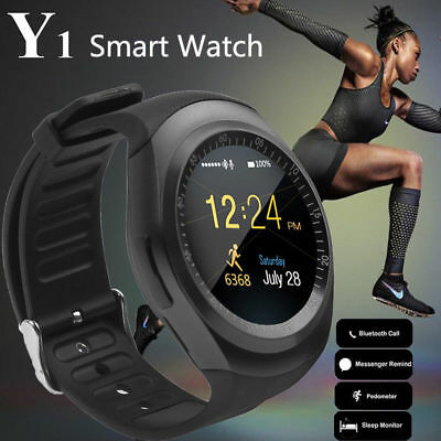 Orologio sportivo GPS Smart Band Watch Bluetooth Compass TF Card per Android iOS