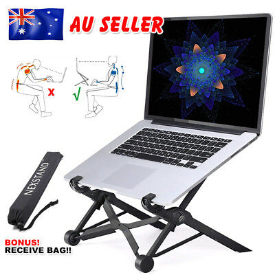 AU NEXSTAND K2 Adjustable Folding Laptop Notebook Table Desk Stand Mount Holder
