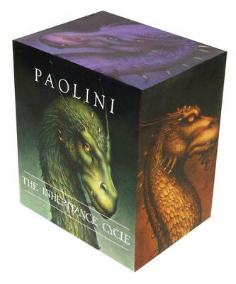 Inheritance cycle by Christopher Paolini