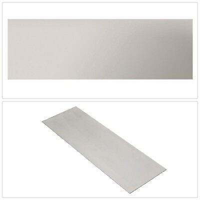 Sheet Metal Plain Steel Trimmable Gutter Repair Ducting Flashing Sheets 16-Gauge