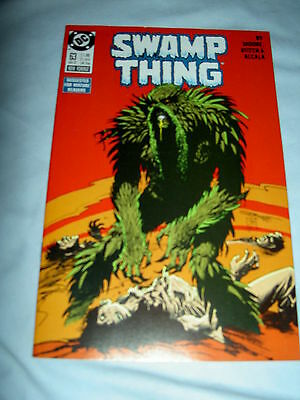 SWAMP THING  63. By ALAN MOORE,  RICK VEITCH & ALFREDO ALCALA. DC.1987