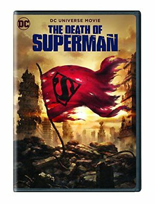 THE DEATH OF SUPERMAN [DVD] [2018] -  CD SWVG The Fast Free Shipping