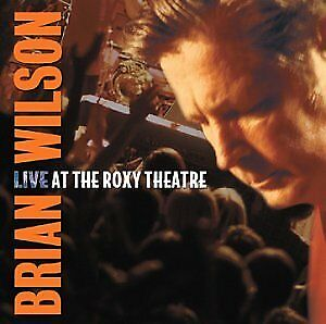 Wilson, Brian : Live At The Roxy Theatre CD