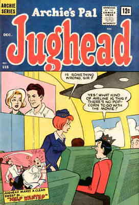 Archie's Pal Jughead #115 VG; Archie | low grade - save on shipping - details in