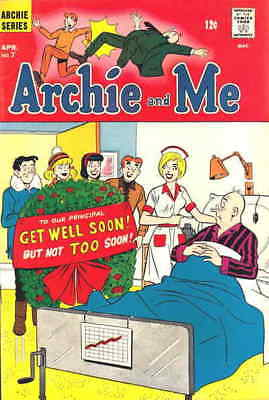 Archie and Me #7 VG; Archie | low grade - save on shipping - details inside