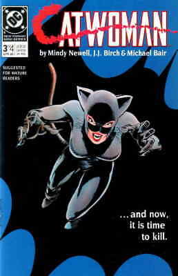 Catwoman (1st Series) #3 VF/NM; DC | combined shipping available - details insid