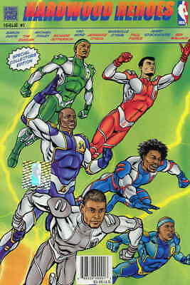Hardwood Heroes #1 VF/NM; Ultimate Sports Entertainment | combined shipping avai