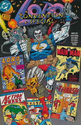 Lobo Convention Special #1 FN; DC | combined shipping available - details inside