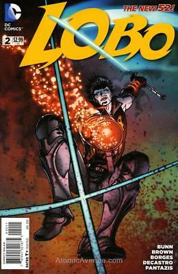 Lobo (3rd Series) #2 FN; DC | combined shipping available - details inside