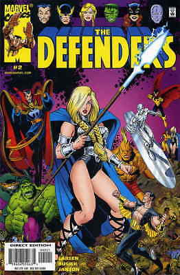 Defenders (Vol. 2) #2A VF/NM; Marvel | combined shipping available - details ins