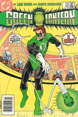 Green Lantern (2nd Series) #181 VF/NM; DC | combined shipping available - detail