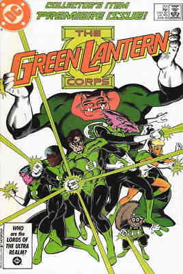 Green Lantern (2nd Series) #201 VF/NM; DC | combined shipping available - detail