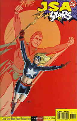 JSA: All Stars #4 FN; DC | combined shipping available - details inside