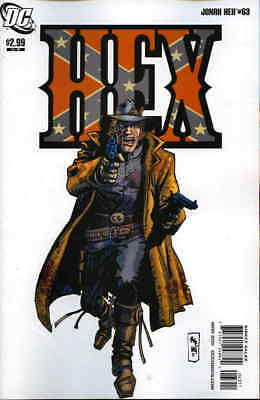 Jonah Hex (2nd Series) #63 VF/NM; DC | combined shipping available - details ins