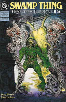 Swamp Thing (2nd Series) #105 VF/NM; DC | combined shipping available - details