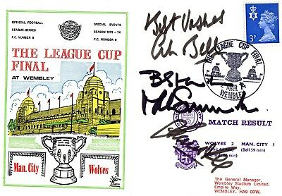 Colin Bell, Mike Summerbee & Francis Lee Signed Manchester City FDC AFTAL