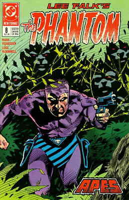 Phantom, The (3rd Series) #8 VF/NM; DC | combined shipping available - details i
