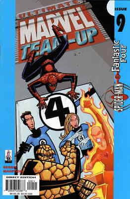 Ultimate Marvel Team-Up #9 VF/NM; Marvel   combined shipping available - details