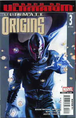Ultimate Origins #3 VF/NM; Marvel | combined shipping available - details inside