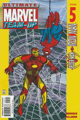 Ultimate Marvel Team-Up #5 VF/NM; Marvel | combined shipping available - details