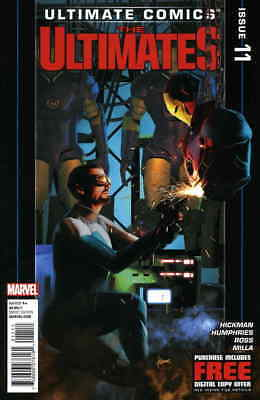Ultimates (2nd Series) #11 VF/NM; Marvel | combined shipping available - details