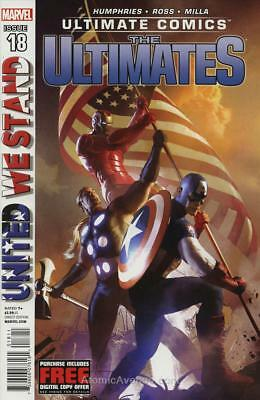Ultimates (2nd Series) #18 VF/NM; Marvel | combined shipping available - details