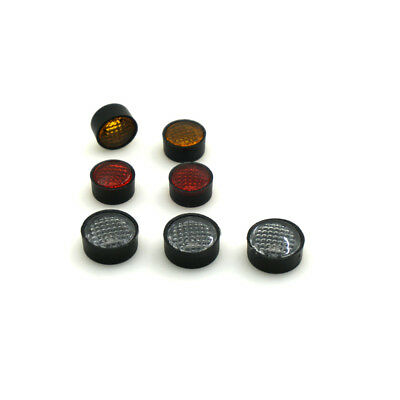 7PCS/Set Round Lamp Cups Lampshade For RC4WD D90 3mm LED Lights 1/10 RC crawler
