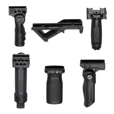 Nylon Handle Grip for Fore Gel Ball Blaster JinMing Gen8 M4A1 Toy Accessories