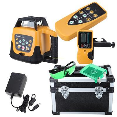 500M Electronic Automatic Self-Leveling Rotary Rotating Green Beam Laser Level