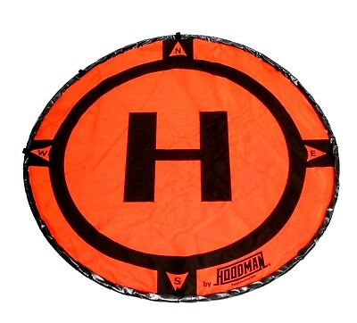 Hoodman 5 ft Drone Launch and Landing Pad with Storage Pouch HDLP