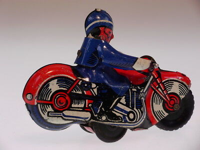 """GSMOTO  *MADE IN GR. BRITAIN"""" 10 cm/3,94 inch, FRICTION, SEHR GUT/VERY GOOD !"""