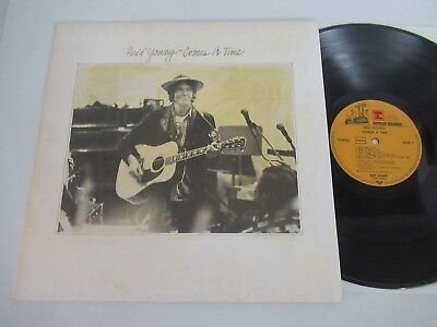 Neil Young/comes A Time  Lp 1978 Wea Reprise Rep 54 099 Z