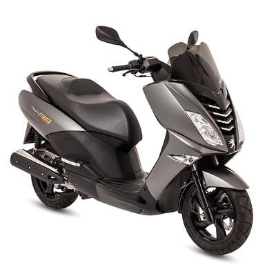 Peugeot Citystar Rs 125Cc Abs Scooter - Brand New - Zero Miles - Unregistered