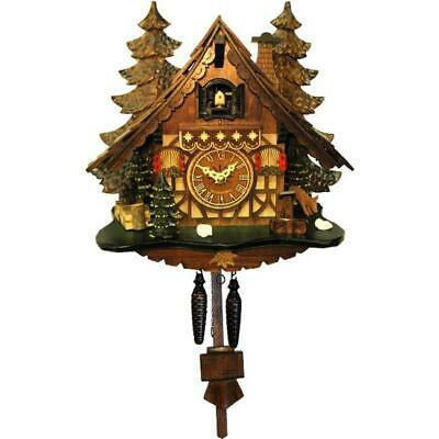 Alexander Taron 409Q Engstler Battery-operated Cuckoo Clock - Full Size