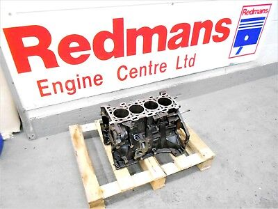 Mitsubishi L200/Warrior ENGINE BLOCK 2.5 DID 16 VALVE 2006- std size