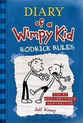 Diary of a Wimpy Kid: Rodrick Rules, Jeff Kinney, Very Good Book
