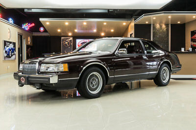 Lincoln Continental Mark VII Mark VII LSC! Only 2,523 Actual Miles, 5.0L GT V8, Automatic, ABS, All Original!