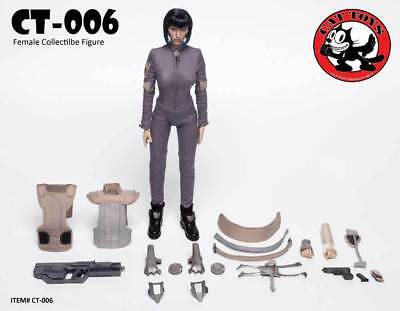 Ghost In The Shell Motoko 1/6 Scale Figure by Cat Toys SEALED 161CT06