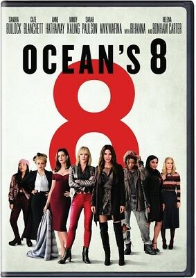 Ocean's 8 (REGION 1 DVD New)