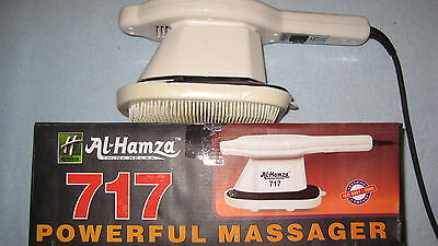 Great  -   717 Professional massager - - back  / full body 25 watts mains power