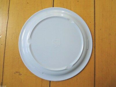 Idf Zahal MILITARY Field Plastic Plate RARE Authentic: with Israeli Army Marks