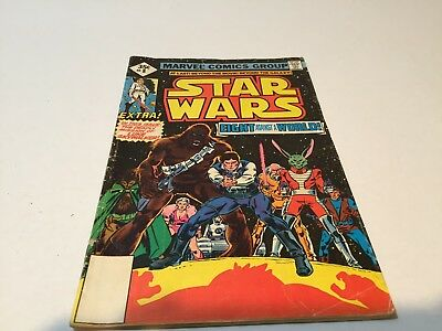 Marvel February 1978 Star Wars #8 Comic Book