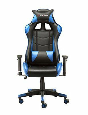 Gaming Chair Chesterfield Ergonomic Swivel Office Chair High Back Heavy Duty Hom