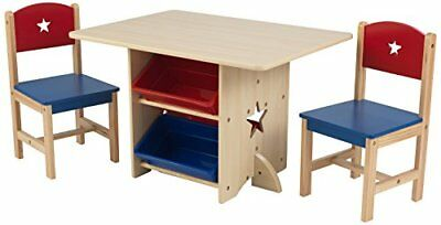 Star Kids Table   Chair Set 26912 Primary By Kidkraft