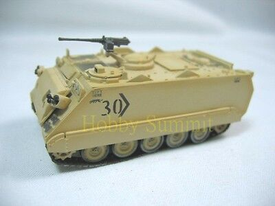 1/72 US Army  M113A2 ACP 1st Brigade 3rd Infantry Division   Assembled Tank !!