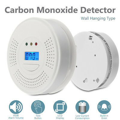RH-105 CO Carbon Monoxide Detector Audio Alarm - Brand New Fast Ship From U.S.A