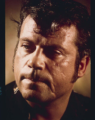 Oliver Reed The Who Tommy Original 12.7x10.2cm Couleur Coulissant Transparence
