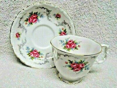 Royal Albert Tranquility Cup and Saucer