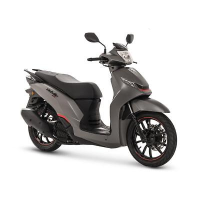 Peugeot Belville 200 Abs Scooter - Grey - Brand New - Zero Miles - Unregistered